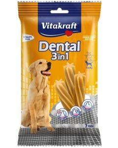 Vitakraft Poslastica Dental 3u1 180g