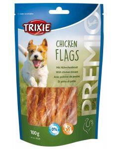 Trixie Poslastica Pileće Zastavice 100g