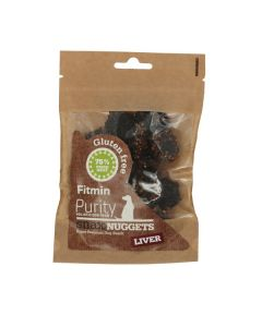 Fitmin Dog Purity Snax Nuggets Džigerica 64g