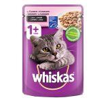 Whiskas Kesica Losos 100g