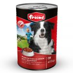 Friend Dog Govedina 415g