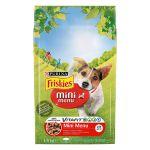 Friskies Dog Mini Menu Govedina i Povrće 1,5kg