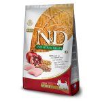 N&D Low Grain Mini Chicken & Pomegranate 7kg