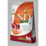 N&D Pumpkin Mini Chicken & Pomegranate 800g