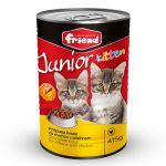 Friend Cat Kitten Piletina 415g