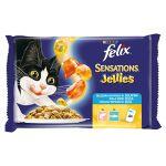 Felix Sensations Multipack Izbor Ribe 4x100g