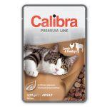 Calibra Cat Adult Kesica Jagnjetina i Živina 100g