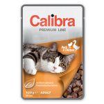 Calibra Cat Adult Pačetina i Piletina 100g