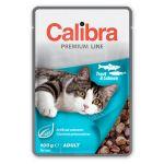 Calibra Cat Adult Pastrmka i Losos 100g