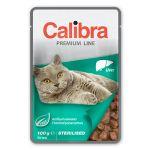 Calibra Cat Sterilised Kesica Džigerica 100g