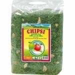 Chipsi Seno Meadow Hay Jabuka 750g