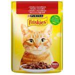 Friskies Cat Govedina 85g