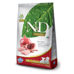 N&D Prime Puppy Chicken&Pomegranate Mini&Medium 7kg