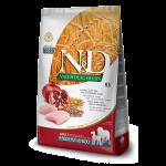 N&D Low Grain Chicken&Pomegranate Medium&Maxi 2,5kg