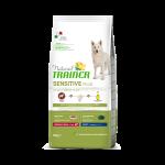 Trainer Natural Dog Sensitive Plus Medium & Maxi Konjetina 12kg