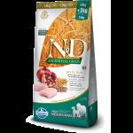 N&D Medium&Maxi Chicken&Pomegranate 15kg